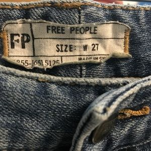 Free People Jeans - Free People Jeans